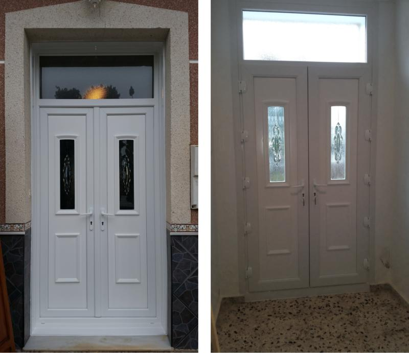 Learn These Residential Steel Security French Doors {Swypeout}